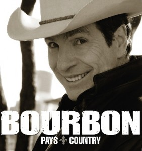 Bourbon Gautier - Pays Country