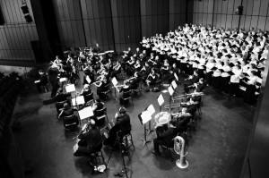 2012 Tous en choeur Festival de Lanaudière Québec Musique classique Christina Alonso Photographies ©