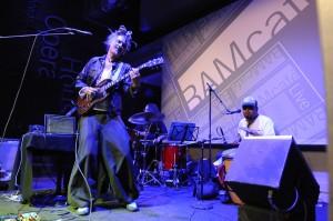 Grand Baton - JC Maillard Bam New York 2013 Musician Guadeloupe