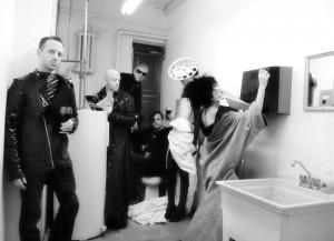 Mode, beauté, Cluc le couturier, couture, Photos Christina Alonso Photographies©Montréal, 2011