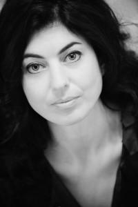 Portrait, N&B, contrasté, classique, femme, beauté Christina Alonso Photographies©, Montréal, 2014