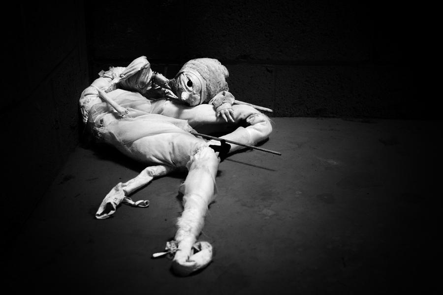 Marionnette de Dominique Leroux, La, Théâtre de Marionnettes, Imaginaire, Christina Alonso, Photographies, Montréal 2014